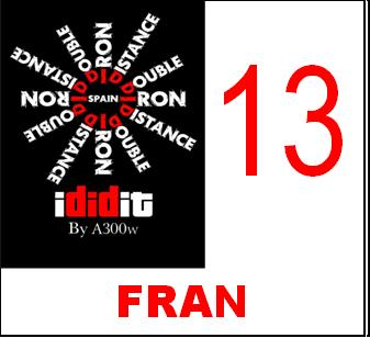 FRAN13 BICI